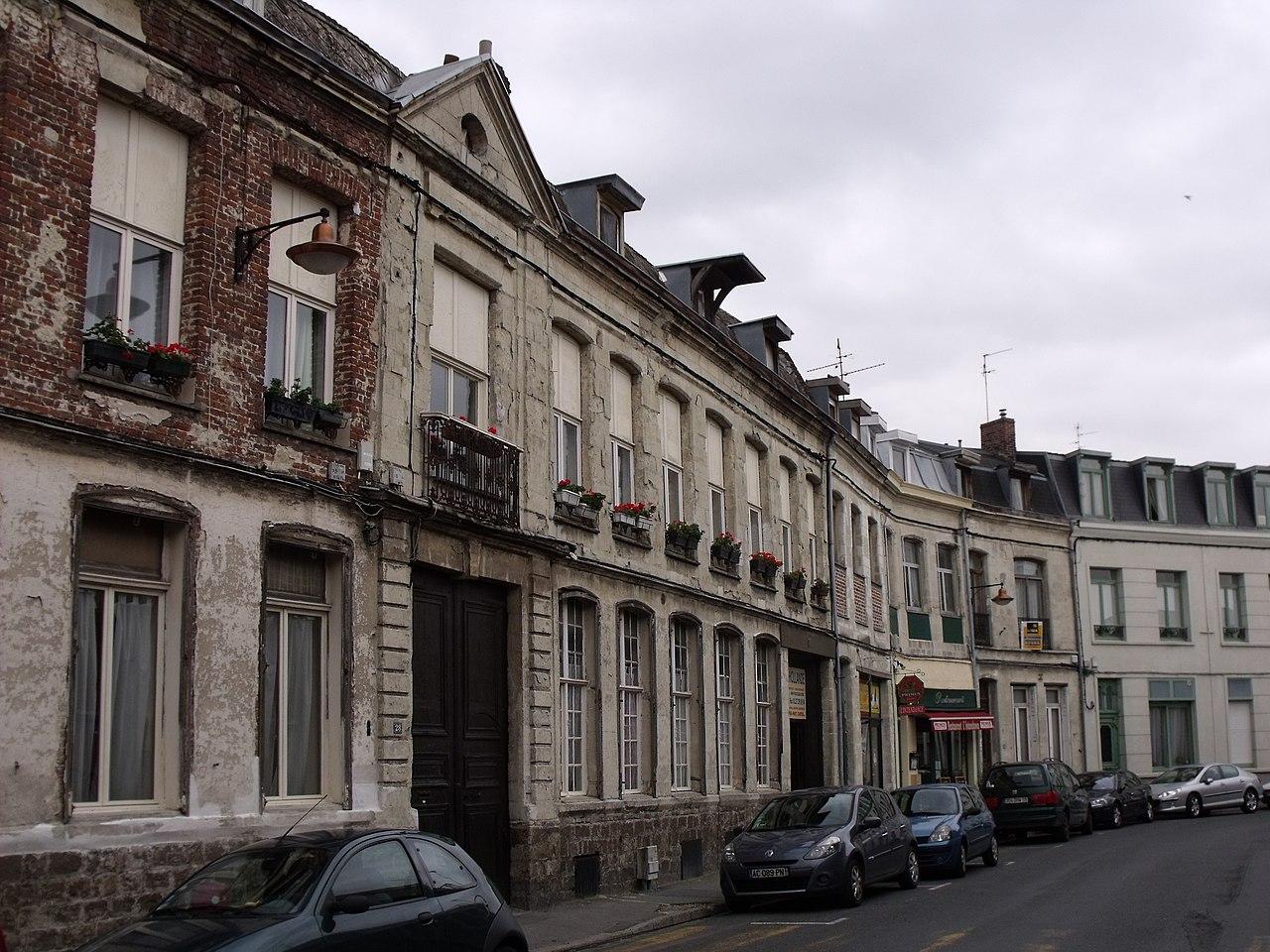 File 28 rue de l 39 intendance wikimedia - L adresse valenciennes ...