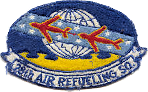 28th Expeditionary Air Refueling Squadron - Image: 28th Air Refeueling Squadron SAC Emblem