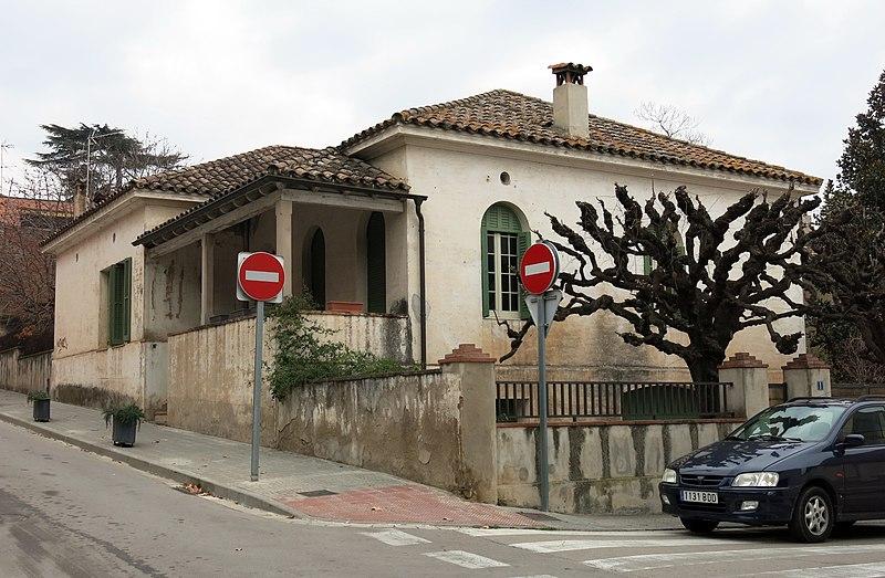 File 292 casa ma osa c mina 12 la garriga jpg wikimedia commons - Casa la garriga ...