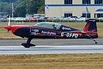 2 Excel Aviation, G-OFFO, Extra EA-300 L (44283710541).jpg