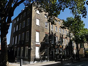 3–6 Guilford Place - 3–6 Guilford Place, London
