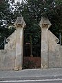310 Can Goday (Canet de Mar), portal d'entrada al recinte.JPG