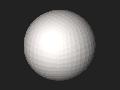 3d model of Sphere.stl