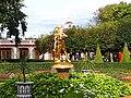 4195. Peterhof. Fountain Faun with a kid.jpg