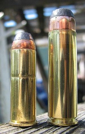 .500 S&W Magnum - Image: 44 500comp