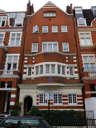 Alice Meynell - 47 Palace Court