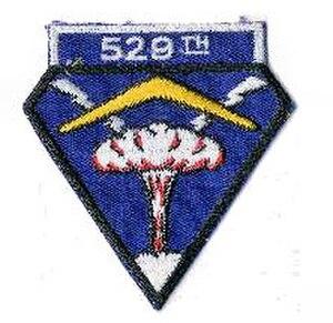 529th Bombardment Squadron - Emblem of the 529th Bombardment Squadron