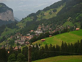 5307 - Wengen - Viewed from Wegneralpbahn.JPG