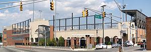 Union City High School - Image: 6.20.13Union City High School By Luigi Novi