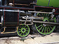 60163 Tornado 15 March 2009 National Railway Museum York pic 2.jpg