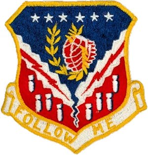 53d Electronic Warfare Group - Image: 68thbombwing patch