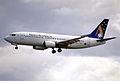 71ak - Ansett Australia Boeing 737-377; VH-CZO@SYD;11.09.1999 (5016712514).jpg