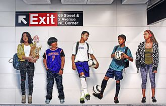 72nd Street (Second Avenue Subway) - Perfect Strangers