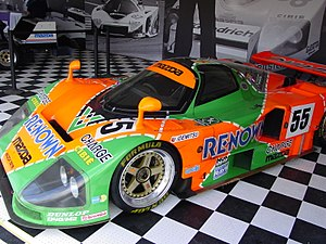 Mazda 787B - Mazda 787B at the Monterey Historic Races 2004.