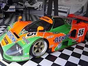 Mazda 787B - Mazda 787B at the Monterey Historic Races 2004.