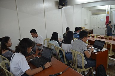 9th Waray Wikipedia Edit-a-thon 20.JPG