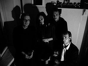 Agent M (band) - Image: AGENTM 2011 1