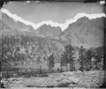 ALPINE LAKE IN THE SIERRA NEVADA, CALIFORNIA - NARA - 524184.tif