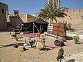 AL Fahidi district main square tent.jpg