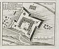 AMH-8133-KB Floor plan of the fort on Goeree.jpg