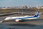 ANA JA836A at Haneda airport (26086898236).jpg