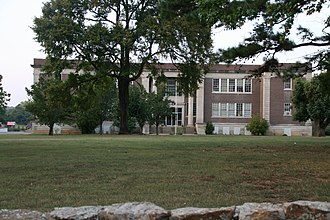National Register of Historic Places listings in Conway County, Arkansas - Image: AR Christian College