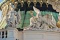 AT-13765 Michaelertrakt - Fassade und Kuppel - hu - 6535.jpg