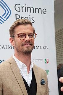 Joko Winterscheidt German television host, producer and actor
