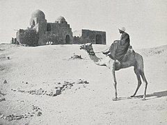 A Sheik's Tomb in the Desert, Near Assouan (1906) - TIMEA.jpg
