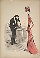 A Woman in Red and a Waiter with a Forked Beard MET DP830221.jpg