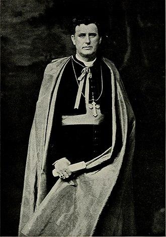 Thomas Francis Lillis - The Right Rev. Thomas Francis Lillis, D. D.