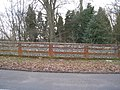 A fine wall in Hampshire - geograph.org.uk - 1740174.jpg