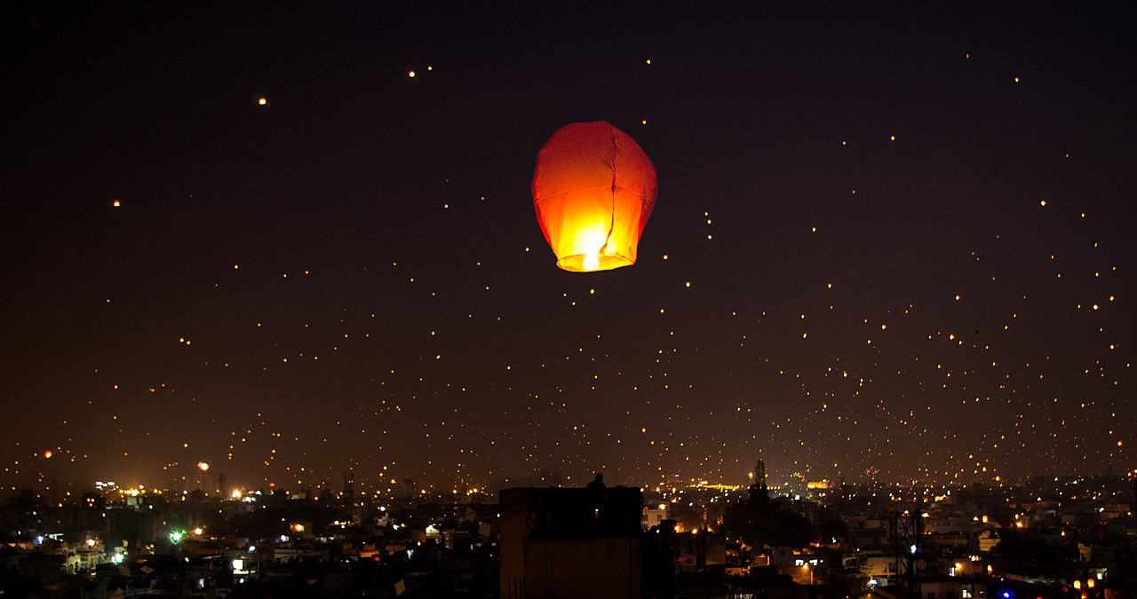Kite String Lights : 7 reasons not to miss the International Kite Festival in Ahmedabad