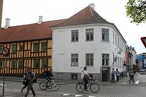 Aarhus Art Academy - Image: Aarhuskunstakademi