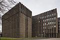 Abandoned office building Altenbekener Damm Siemensstrasse Suedstadt Hannover Germany 02.jpg