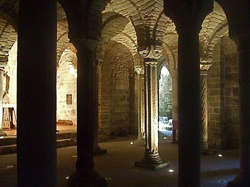 Abbazia San Salvatore di Monte Amiata, La cripta longobarda