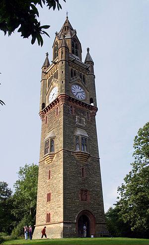 Abberley - Abberley Clock Tower