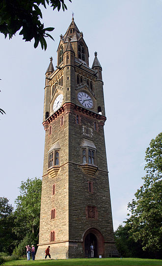 Abberley - Abberley Clock Tower