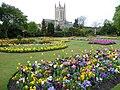 Abbey Gardens, Bury St Edmunds, Suffolk - geograph.org.uk - 1851153.jpg