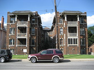 Aberdeen Avenue - Aberdeen Apartments