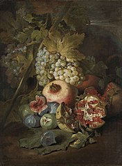 Nature morte avec fruits
