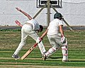 Abridge CC v High Beach CC at Abridge, Essex, England 17.jpg