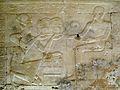 Abydos Tempelrelief Sethos I. 34.JPG