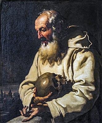 Johann Carl Loth - Image: Accademia Carl Johann Loth San Romualdo