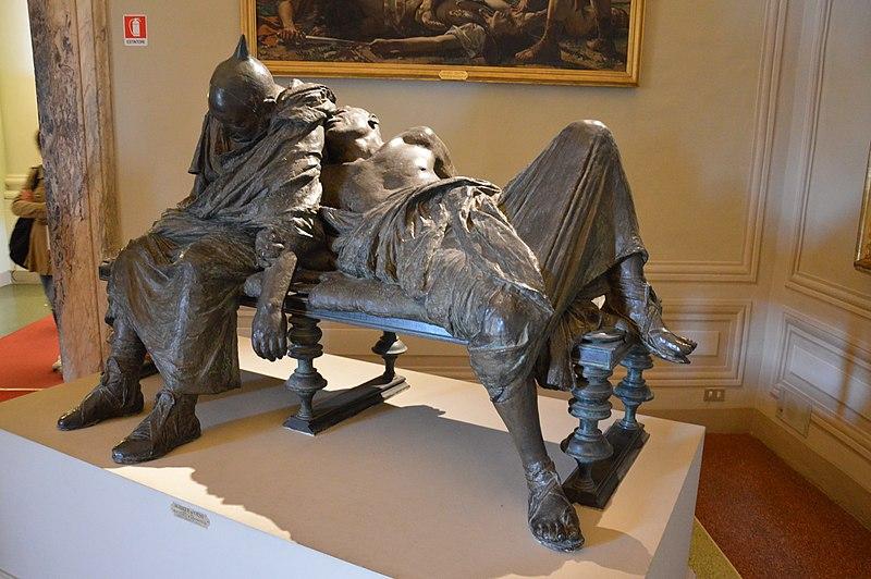 File:Achille d'Orsi - 1877 - I Parassiti.jpg