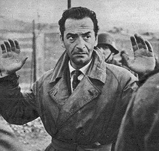 Italian film actor