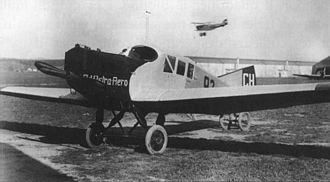 Ad Astra Aero - Junkers F.13 (CH-92) operated by Ad Astra Aero
