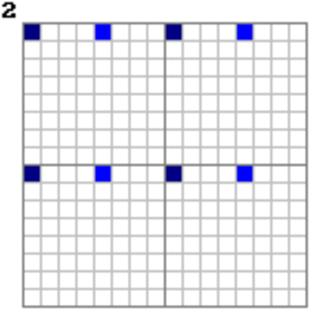 Adam7 algorithm - Image: Adam 7 pass 2