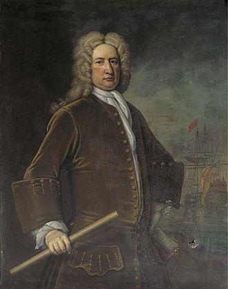 John Baker (Royal Navy officer) - Image: Admiral John Baker