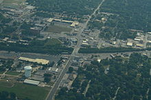 Aerial view of Raytown, Missouri 8-31-2013.JPG